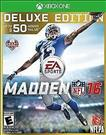 MICROSOFT MADDEN 16 DELUXE EDITION - XBOX ONE